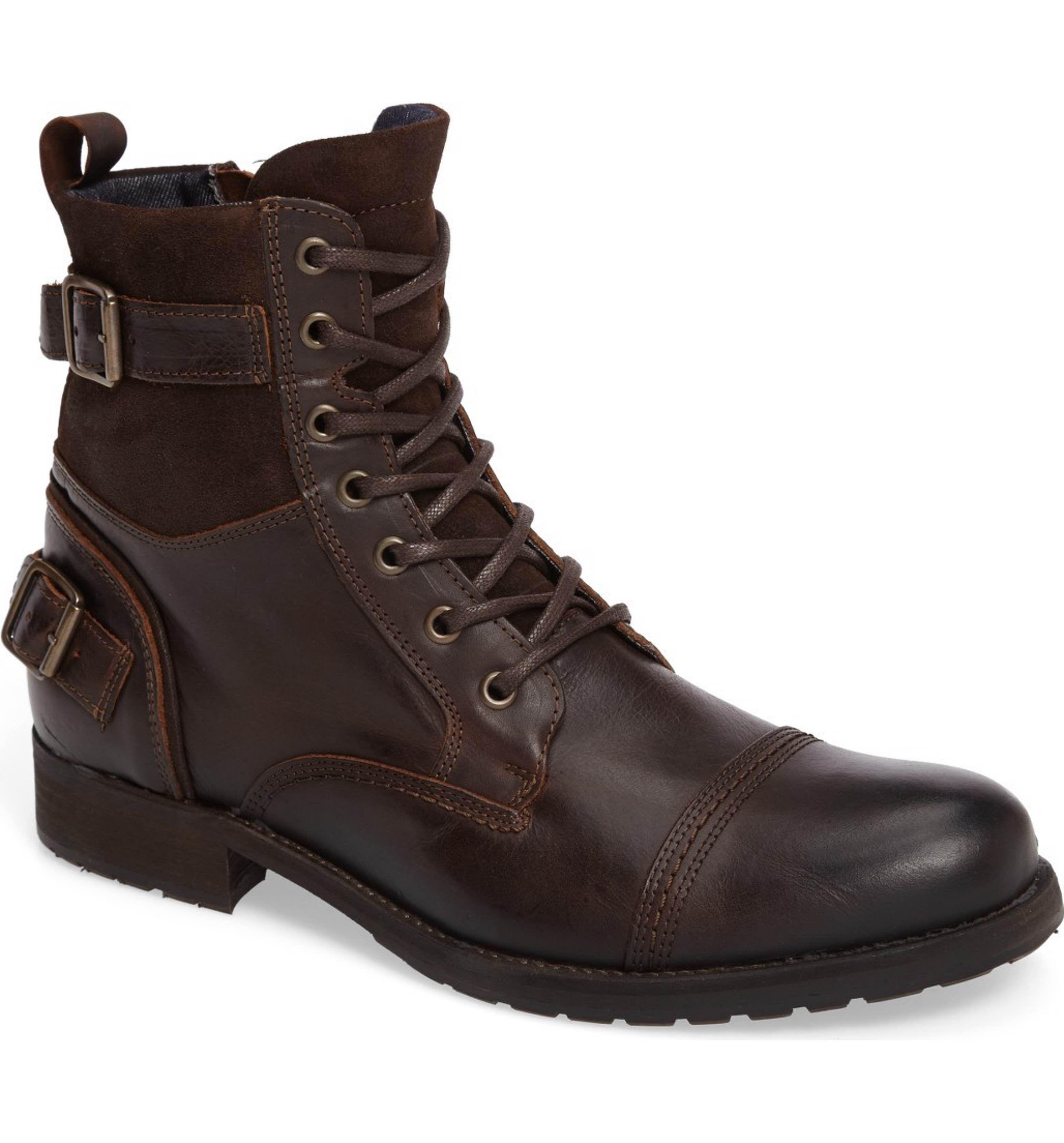 bde05ff37f ALDO Gerrade Cap Toe Boot (Men) Designer Boots, Aldo, Fashion Boots,