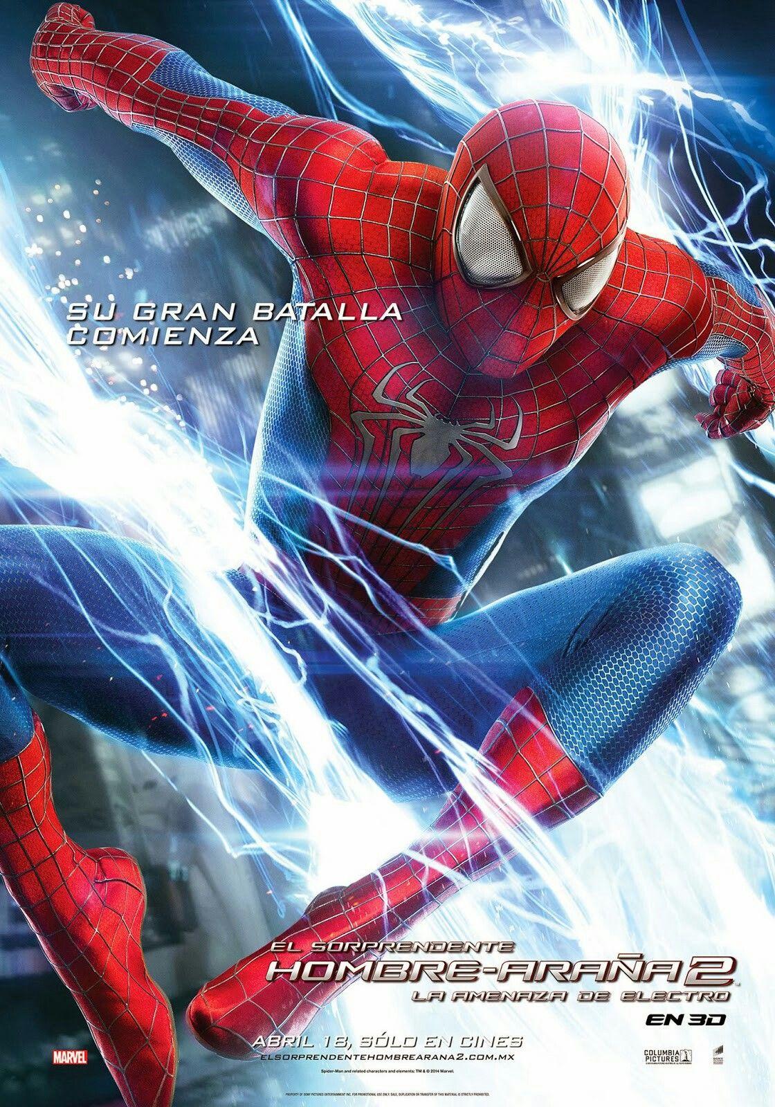 El Hombre Araña 1 2002 Abr Acción Eeuu Sinopsis Tras La Muerte De Sus Padres Peter Parker Un Tím El Sorprendente Hombre Araña Amazing Spiderman Hombre Araña