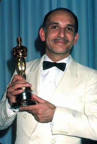 Ben Kingsley's Oscar for Gandhi | Best actor oscar, Best actor ...