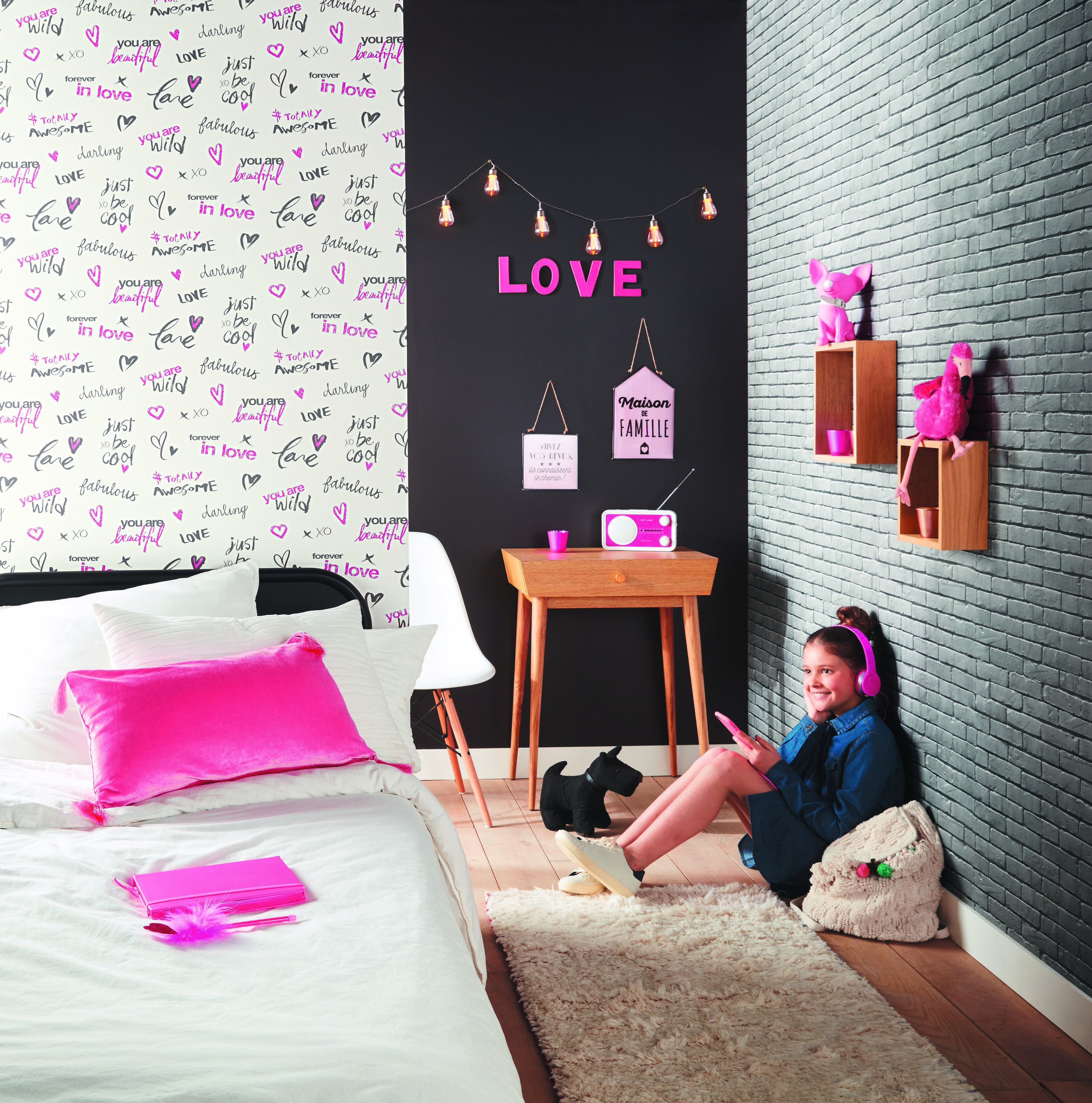 Kids Room Design In Gurgaon With Wallpapers Kids Room