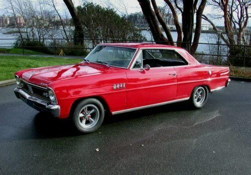 Rare 1967 Pontiac Acadian This Car Is The Canadian Version Of The