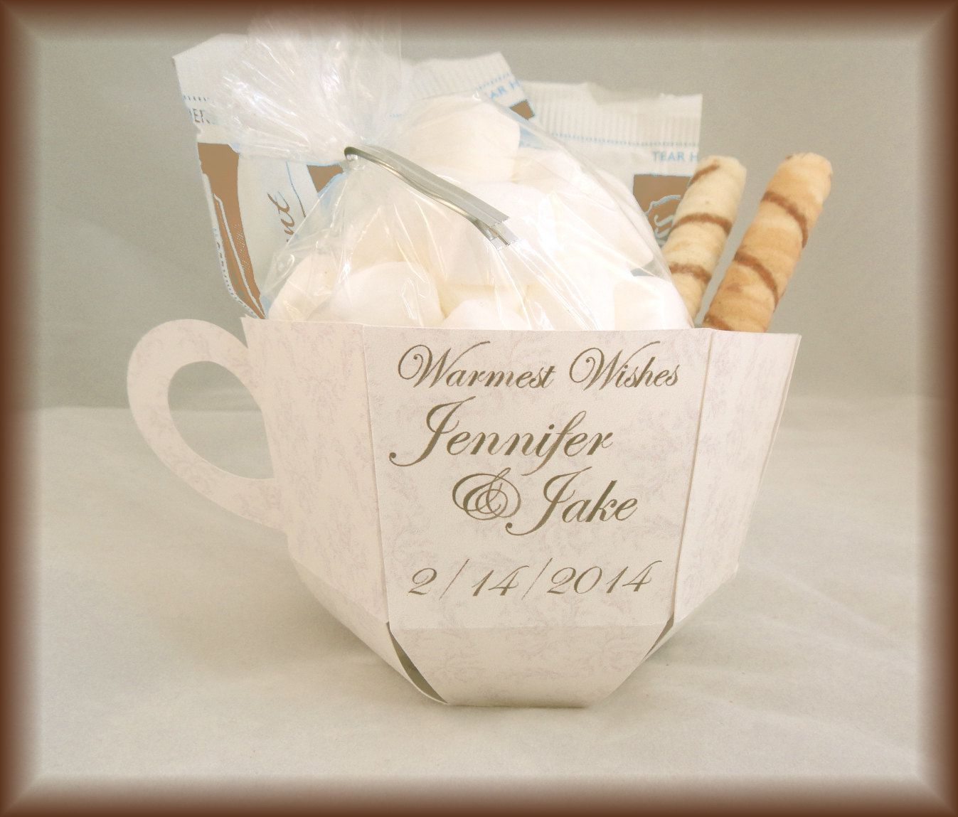 Custom Order for gdelsandro :) | Table numbers, Favors and Weddings