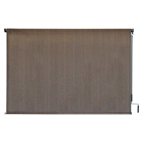 Hang Blinds Outside Window Frame: Outdoor Cordless Sun Shade