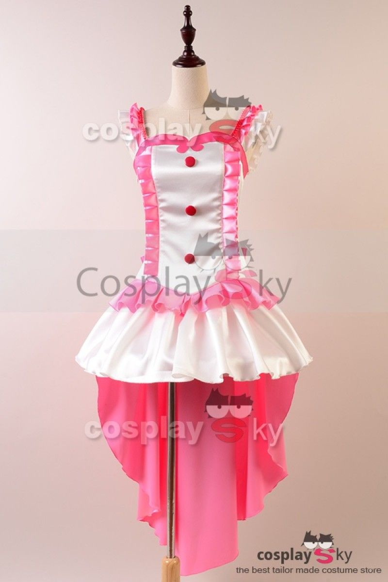 Mermaid Melody Pichi Pichi Pitch Lucia Nanami Dress Cosplay Costume ...
