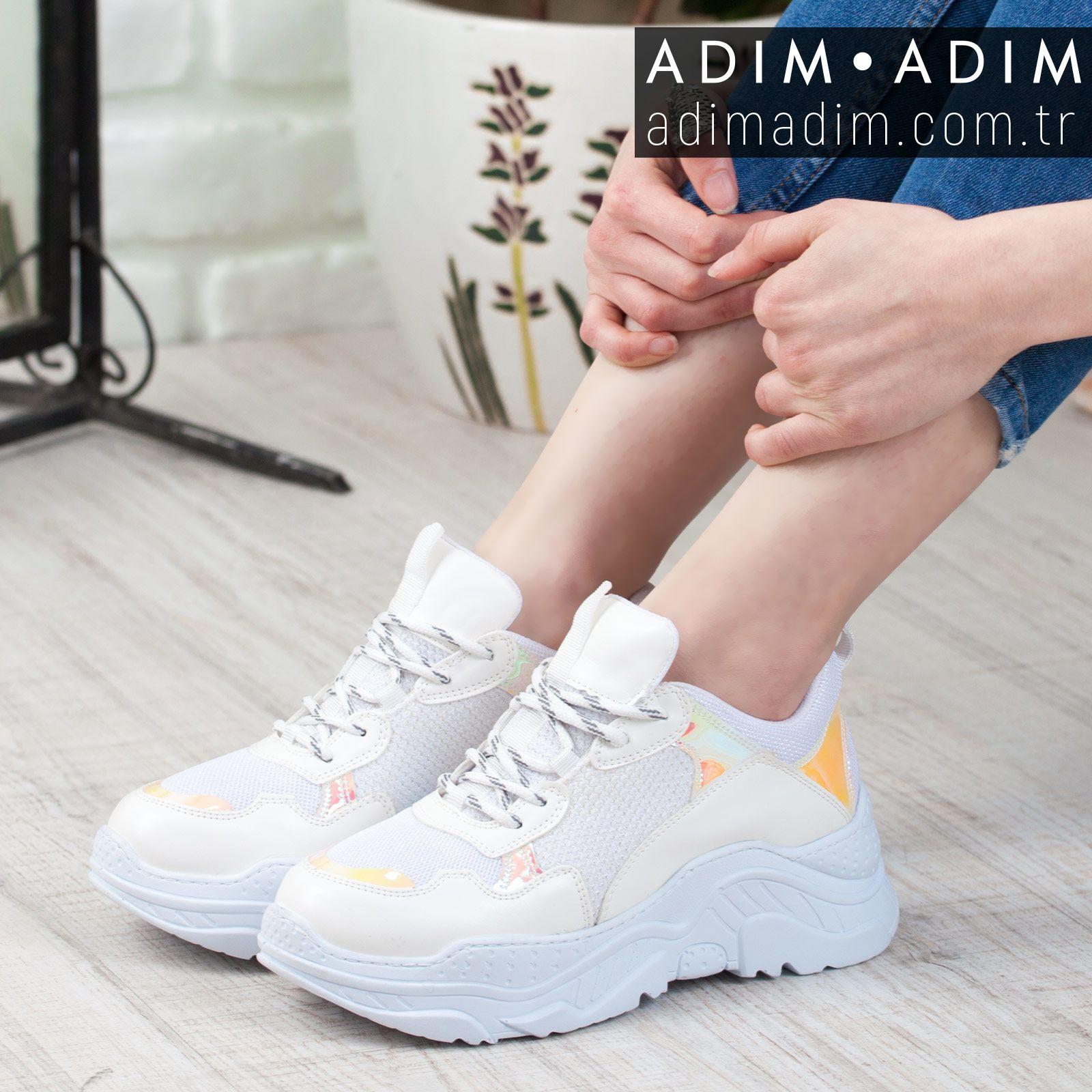 Kadin Günlük Spor Ayakkabi ... ? Fiyat: 159,99 TL ?? Numara