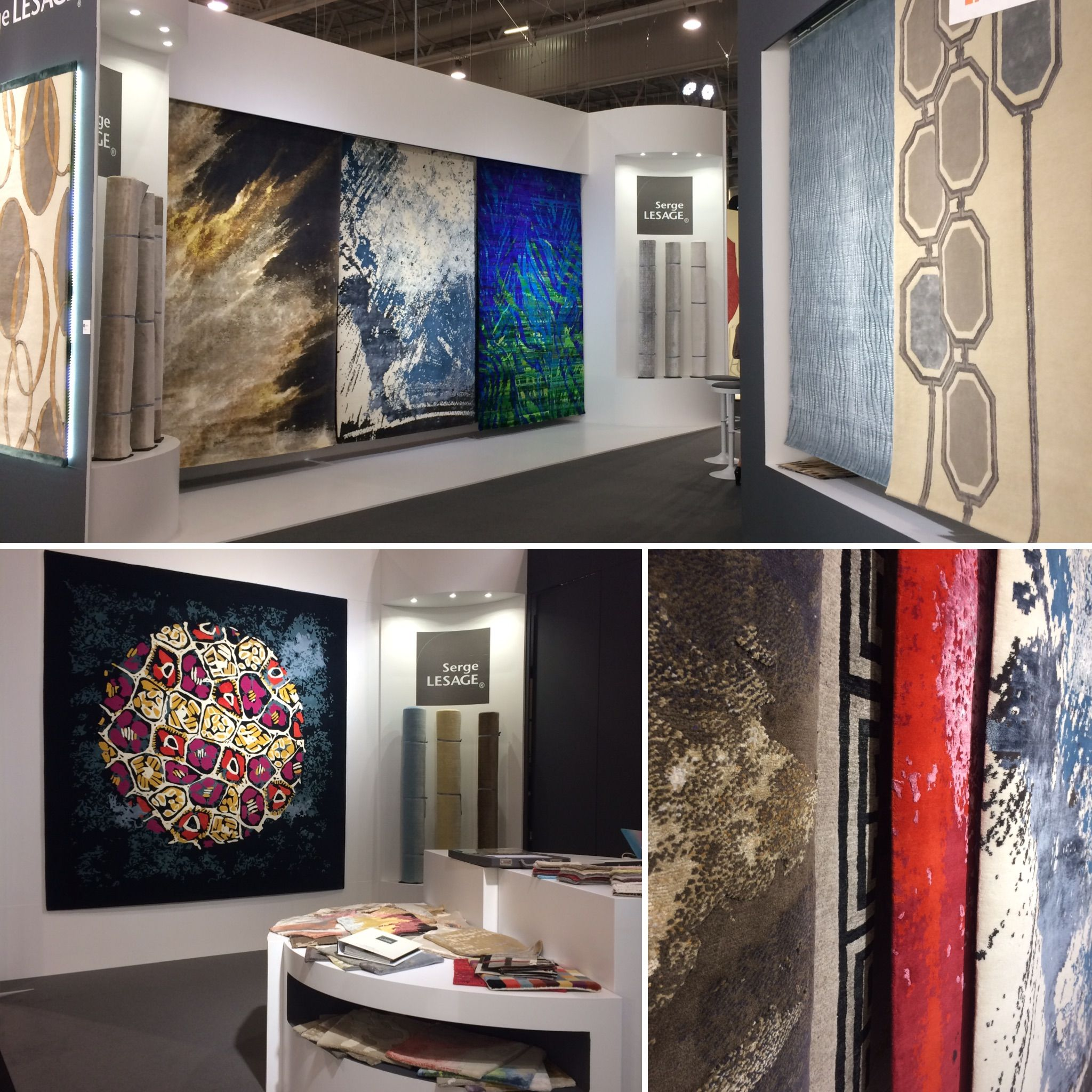 Maison&Objet Fair in Paris - #MO17, PARIS - #SERGELESAGE - Stand E68 F67 / Hall 7 - NOW!