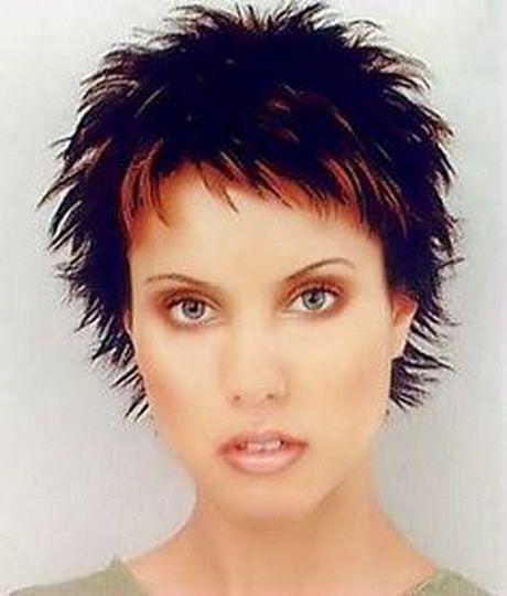 20 Short Spiky Hairstyles For Women Hair Styles Pinterest Hair