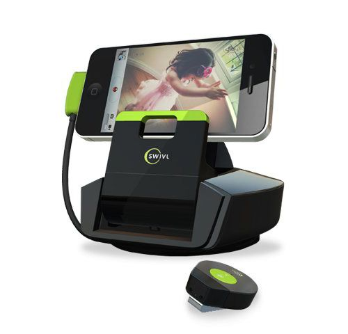 Swivl makes Your Phone Follow Your Action