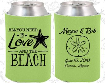 All You Need Is Love And The Beach Wedding Favors Tropical Starfish