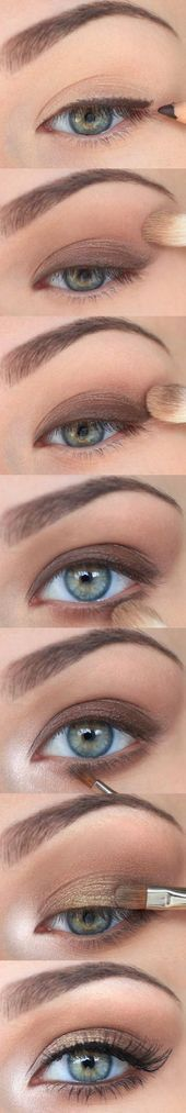 Photo of Step by Step Makeup Ideas Makeup Tutorial for Beginners Makeup Ideas#beginners #