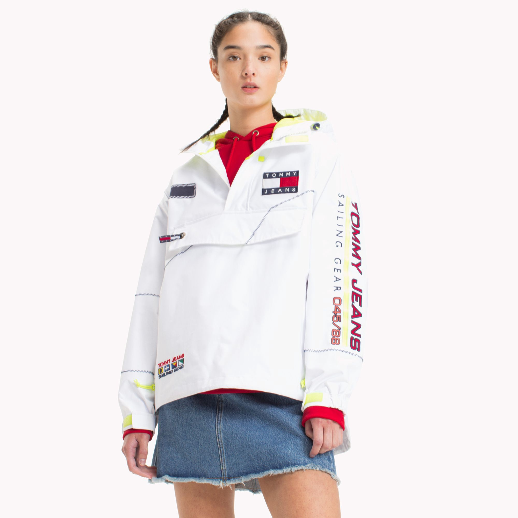 Tommy Hilfiger Capsule Collection Yacht Racing Jacket L Tommy Hilfiger Yacht Fashion Jackets For Women [ 2000 x 2000 Pixel ]