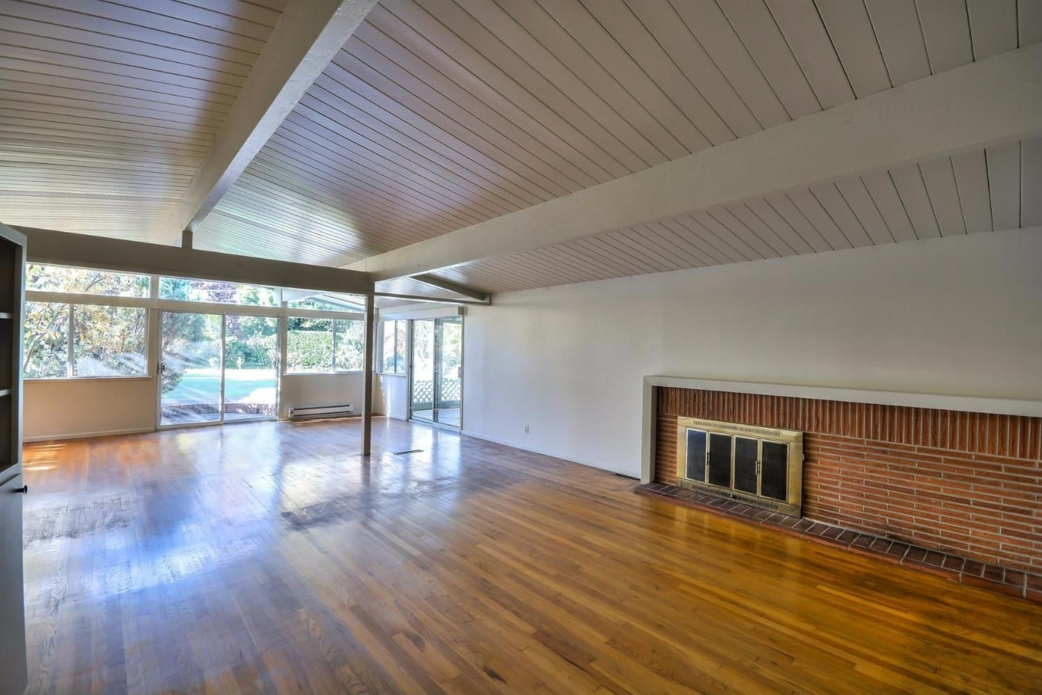 Image Result For MID CENTURY MODERN RED OAK WOOD FLOORS