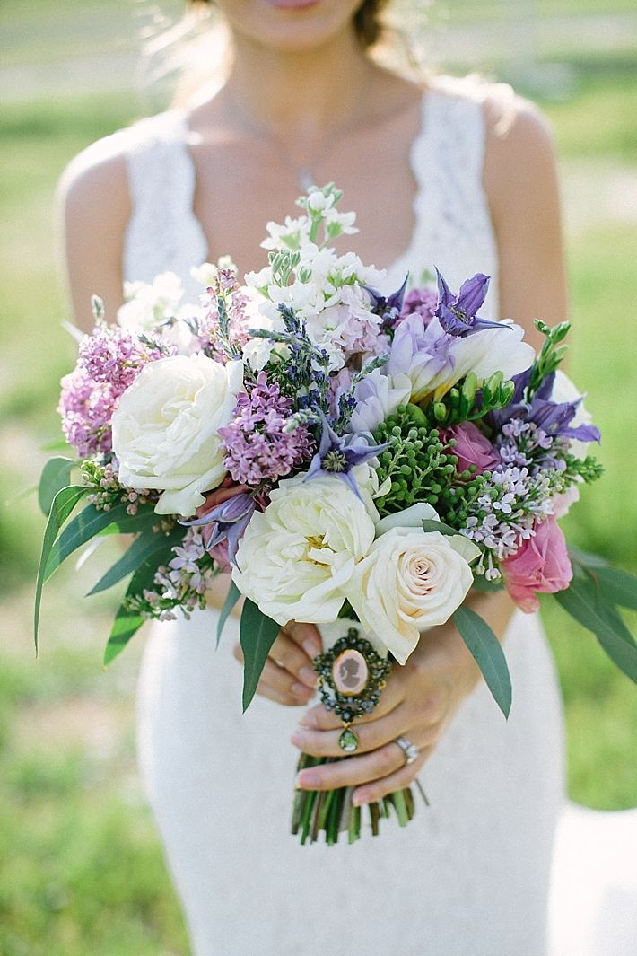 A Charming Bridesmaids Brunch Styled Shoot at Tres Lagos | Purple ...