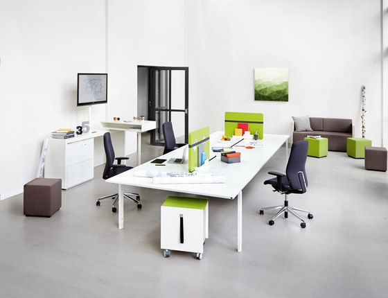 Panel systems desks workstations team work space check it out
