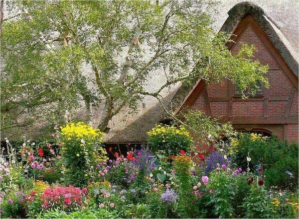 paysage de printemps c 39 est le printemps bonjour les. Black Bedroom Furniture Sets. Home Design Ideas