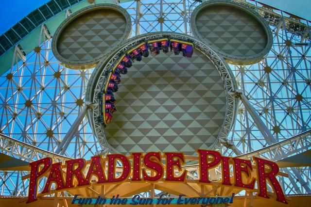 Everything You Need To Know About California Adventure Rides California Screamin Disney Rides California Adventure