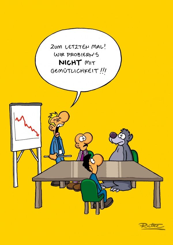 Sessel comic  Gemütlichkeit | Ruthe | Echte Postkarten online versenden | Ruthe ...