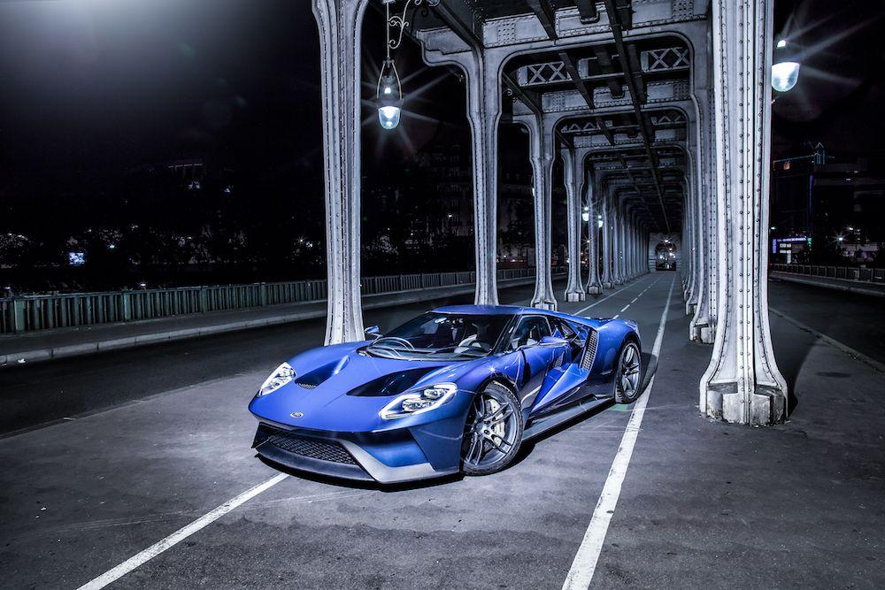 Pas besoin d'être célèbre pour acheter la Ford GT… mais ça aide beaucoup ! - http://www.leshommesmodernes.com/acheter-ford-gt/
