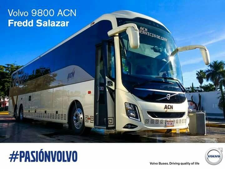 Volvo 9800 acn gran clase