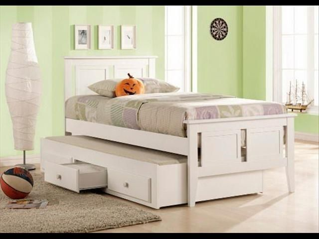 King Single Bed With Trundle King Single Bed Trundle Bed With