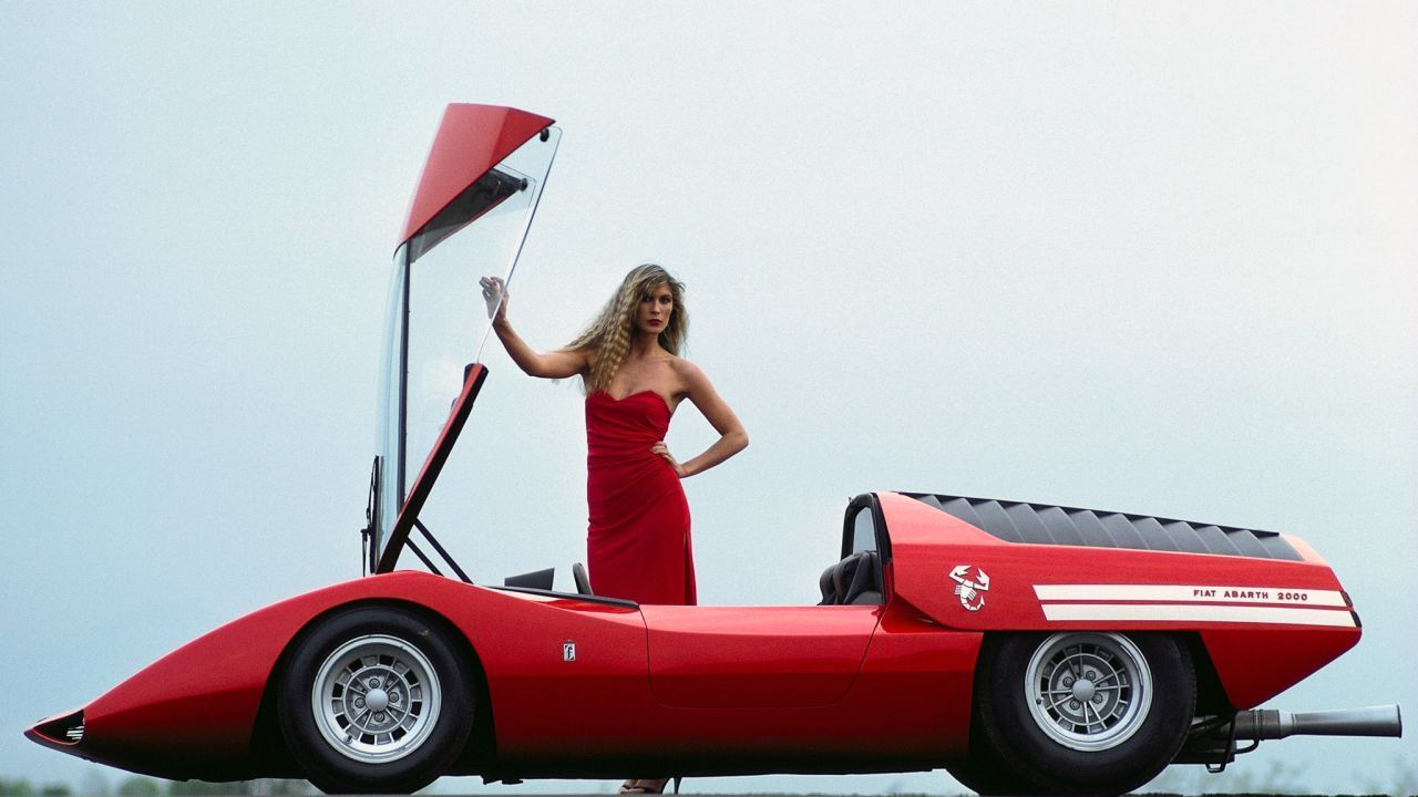One of the best concept cars ever made. | 70s concept cars ...