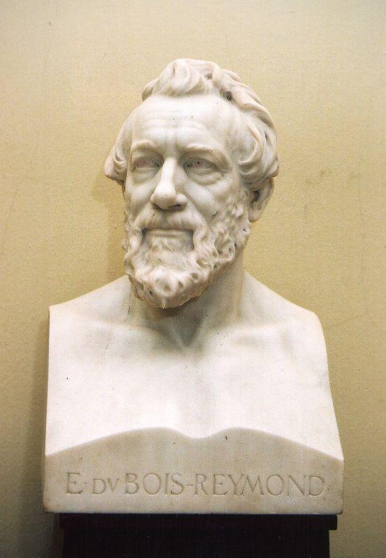 Aged 65. Bust by Lürssen, Humboldt University.