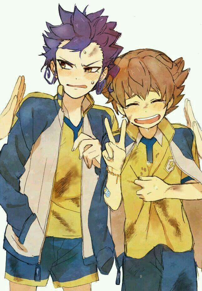 Victor x arion anything manga anime v fanfiction - Inazuma eleven go victor ...