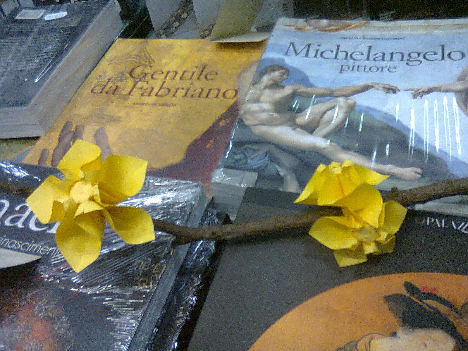 Decorazioni su libri