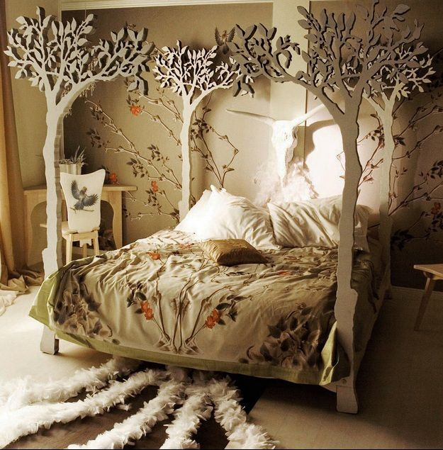 Vintage Halloween Decorating Ideas | Bedroom Decor Ideas Apple Tree Canopy  Develop A Unique Bedroom Design