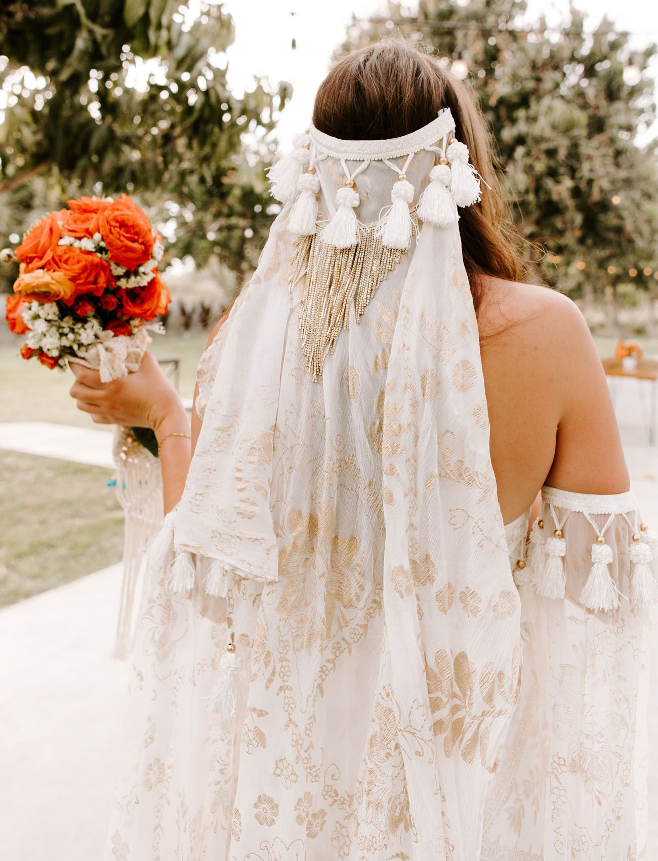 totally terracotta! a bold wedding with southwestern +