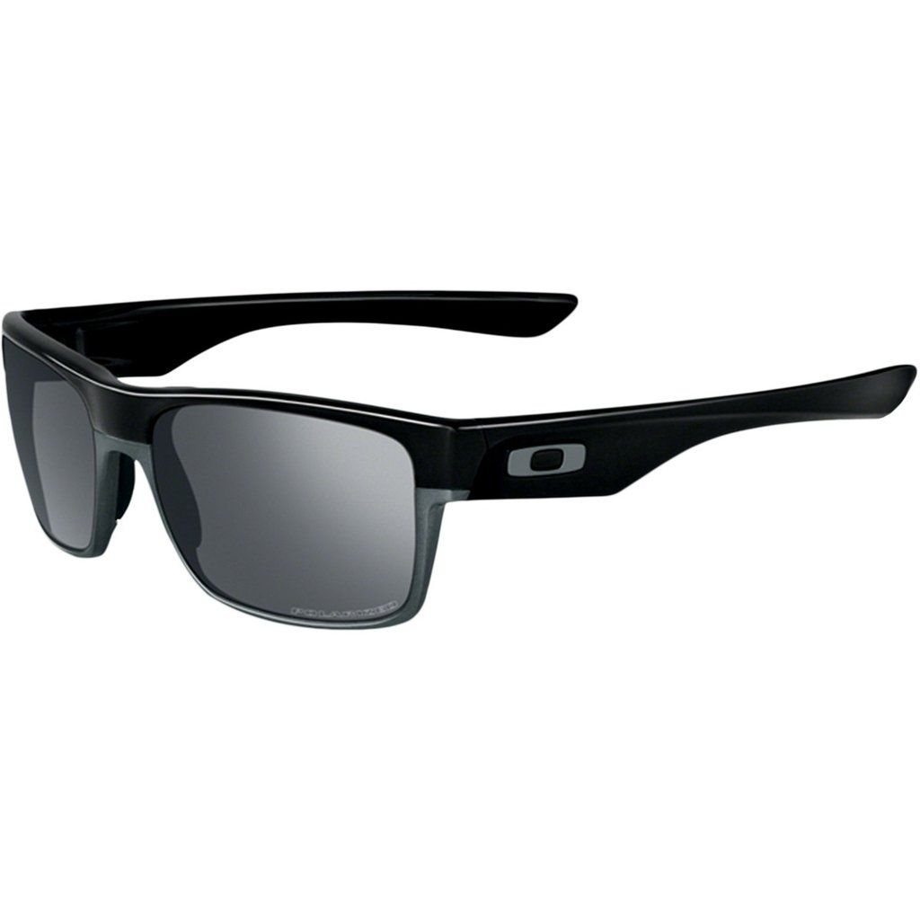 1437d98de95 Oakley Twoface Men s Asian Fit Polarized Sunglasses - Polished Black Black  Iridium