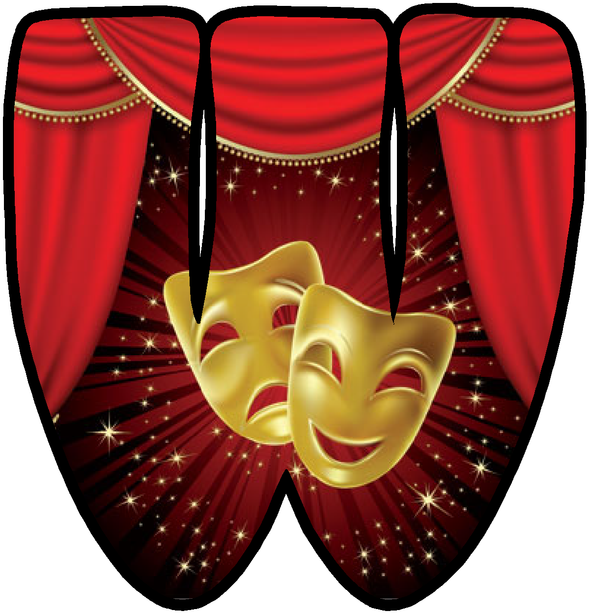 Pin By Fah Fr On Abc Mask World Theatre Day Theatre Drama Masks