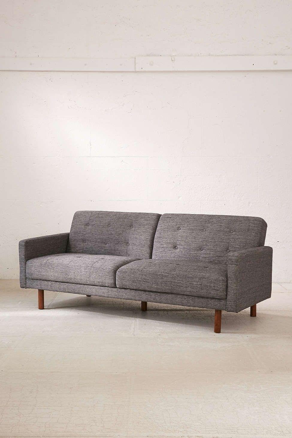 Berwick Mid Century Sleeper Sofa Sleepersofa Sleeper Sofa