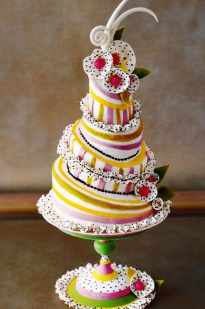 Colettes Wedding Cakes Spring
