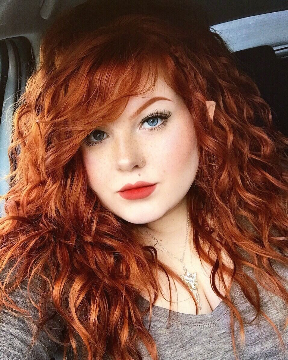 Strawberry blonde brunette redhead remarkable, and