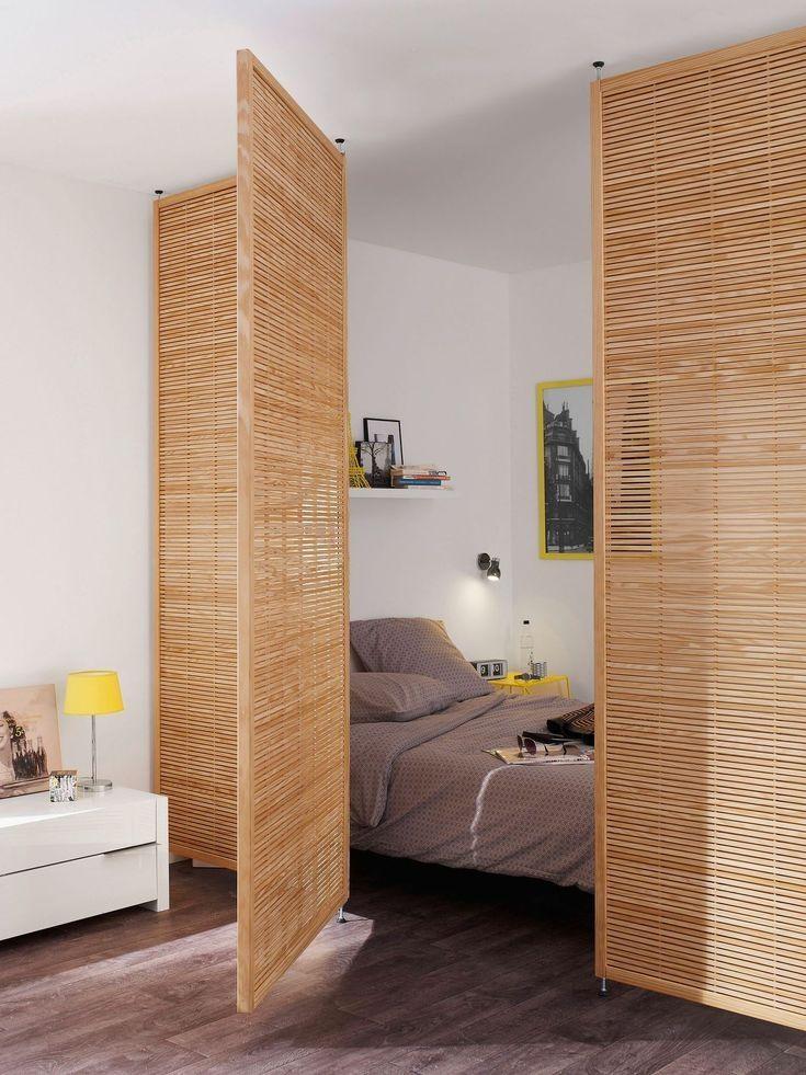 Atemberaubende Schlafzimmer Raumteiler Couch Ideen Kleine