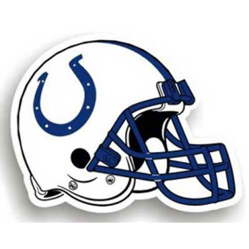 cheap for discount 4e726 1fb7c Indianapolis Colts NFL 12 Car Magnet | Indianapolis Colts ...