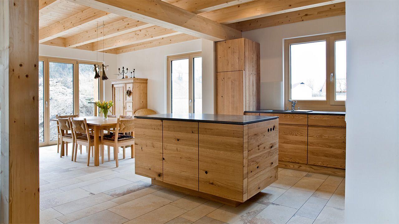 Held Küchenzeile ~ Küche mit theke schrank in wand home: küche kitchen pinterest