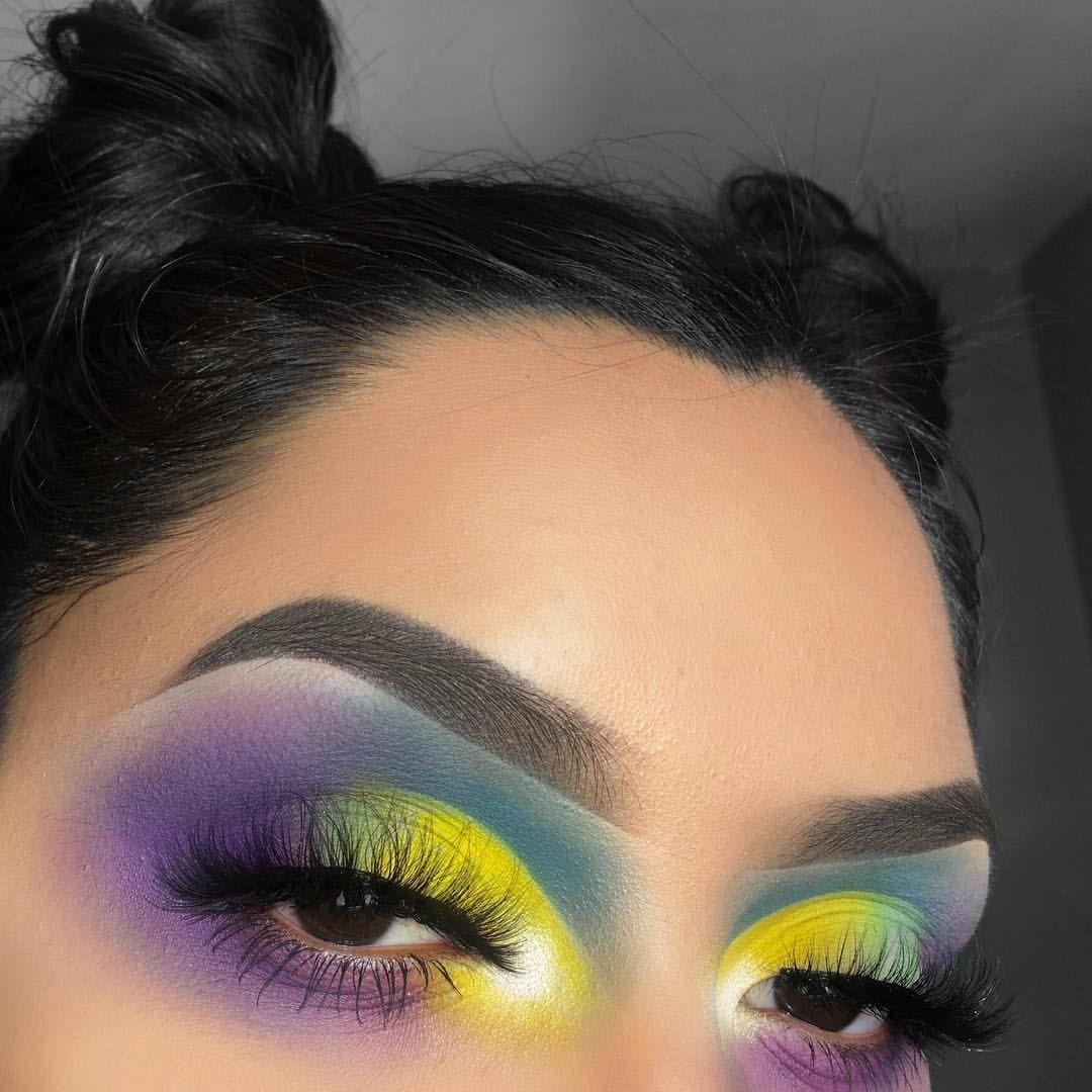 Pin by 𝕽𝖊𝛄𝖆 on є у є ѕ Eye makeup, Makeup, Dramatic eye