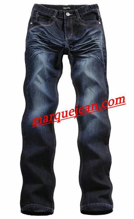 Vendre Jeans Gucci Homme H0018 Pas Cher En Ligne.   Jean Gucci Pas ... dcd2939de58