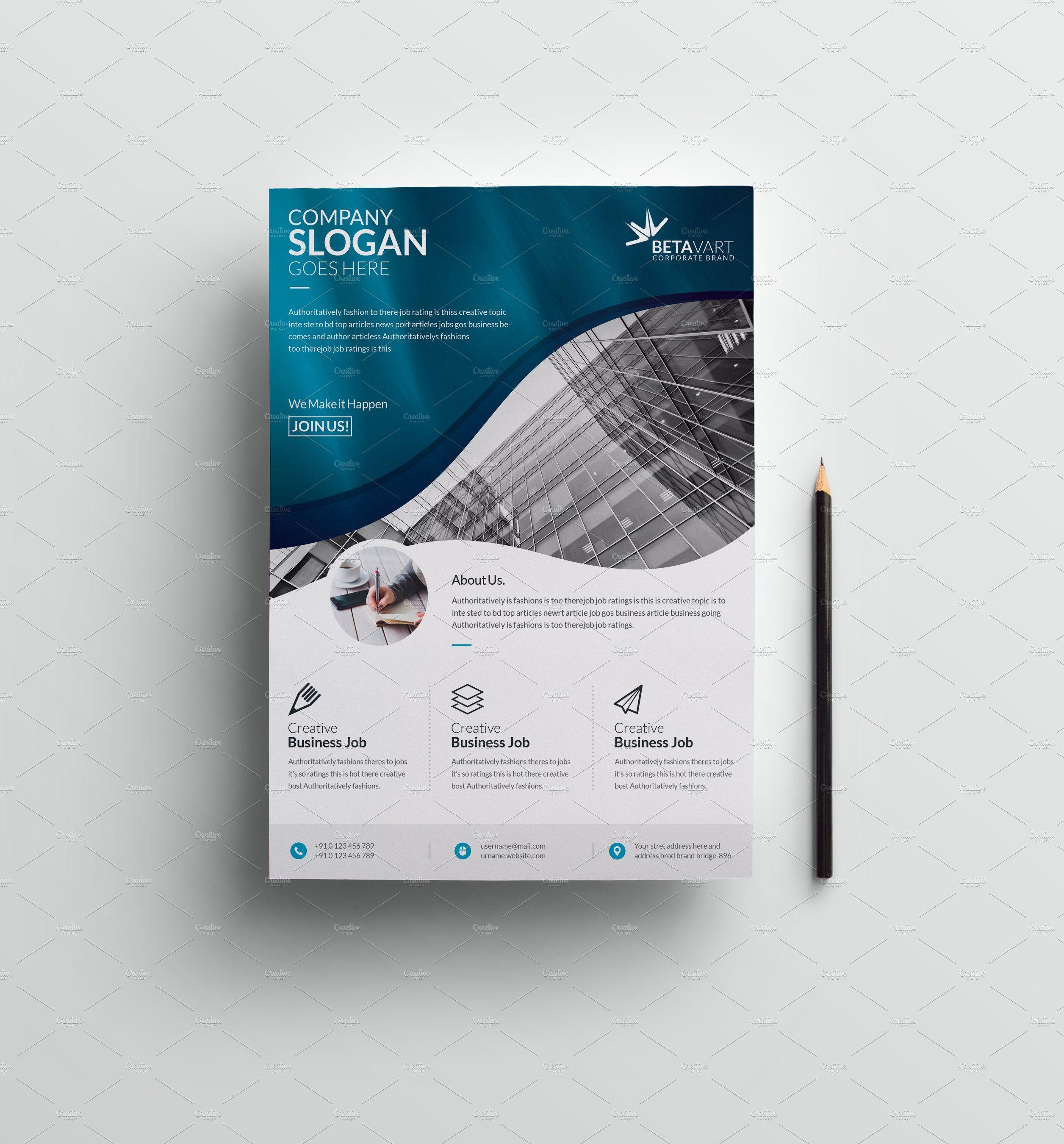 Identity Brochure Brand Pack Presentation Folder Brochure Bi