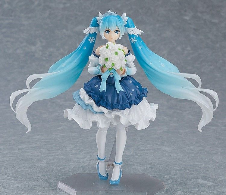 New Snow Miku 2019 Figma and Nendoroid Info Announced ...Snowflake Ipo Date July