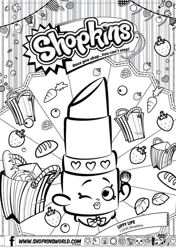 How To Draw Shopkins Yahoo Image Search Results Shopkins Colouring Pages Shopkin Coloring Pages Shopkins