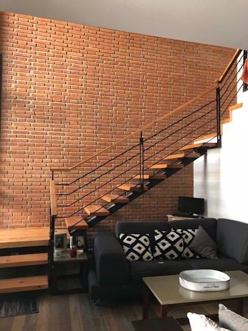 26 escaleras fantásticas para casas con estilo