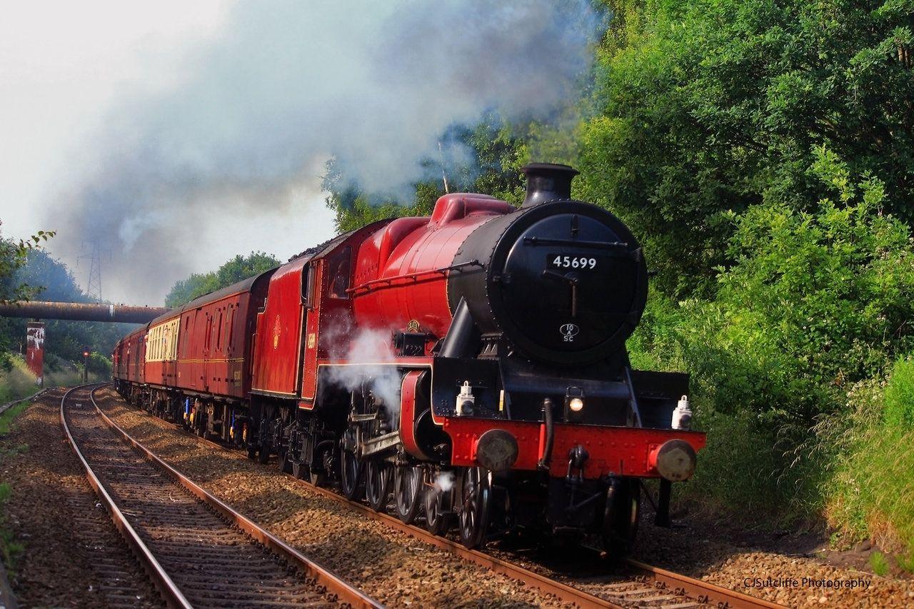 The Red Elephant Vintage Train Train Locomotive