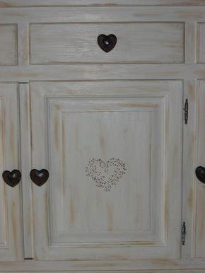 Peindre Des Meubles Bois Vernis Conseils Décoration Poncer Peintures - Poncer un meuble en pin