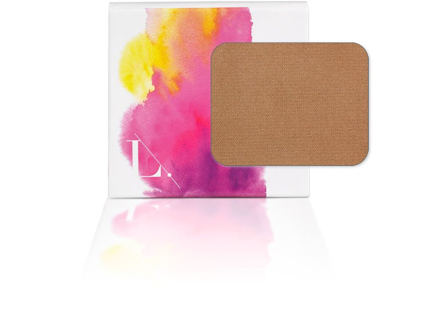 Perfect Bronzer -- Create the illusion of sun-kissed, glowing skin with our Perfect Bronzer.  Its natural brown tone flecked with golden shimmer can be used to contour the face or all over to enhance your natural glow.  This powder is ideal for all skin tones and is finely milled for a smooth, impeccable finish.