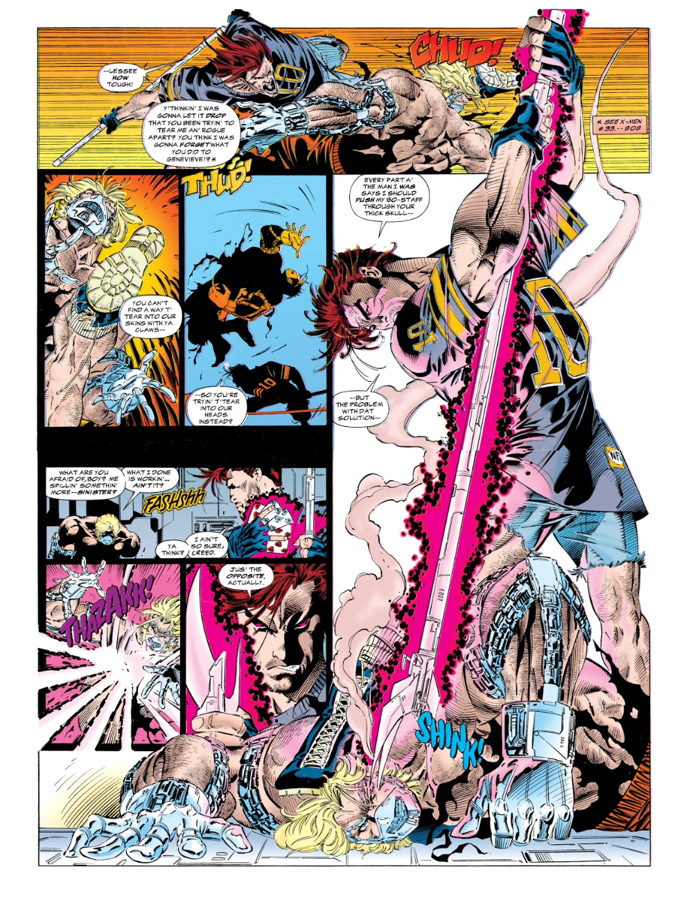 X Men 1991 Issue 38 Read X Men 1991 Issue 38 Comic Online In High Quality In 2020 Comics Comics Online Comic Books