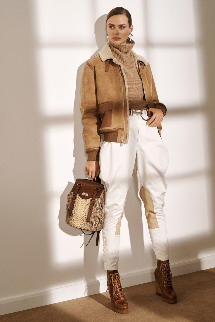 Collezione pre-autunno 2019 di Ralph Lauren, look da passerella, bellezza, modelli e recensioni …
