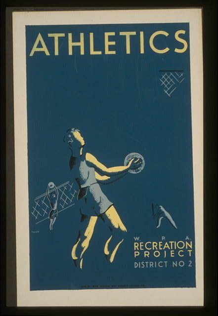 sports vintage vintage posters wpa classic posters retro prints